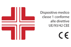 POLTRONA RELAX MODELLO IRIDE è un presidio medico certificato