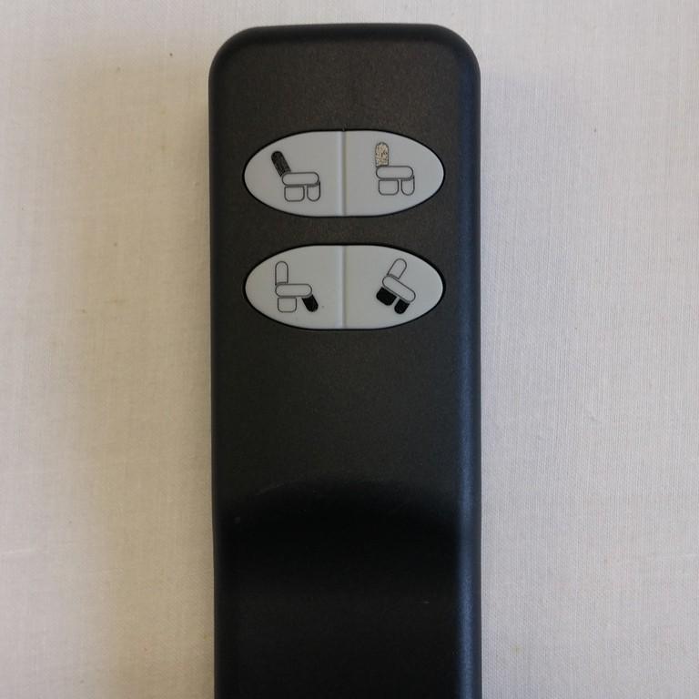 Vendita poltrone-ricambi modello TELECOMANDO C_829 chiusa
